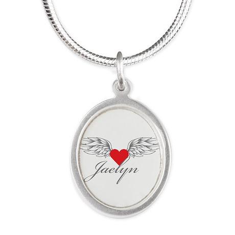 Angel Wings Jaelyn Necklaces