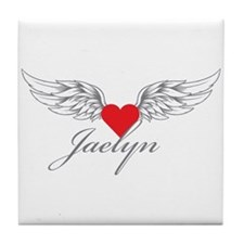 Angel Wings Jaelyn Tile Coaster
