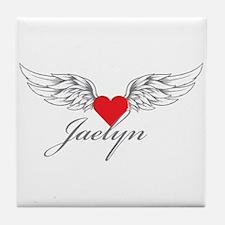 Angel Wings Jaelyn Tile Coaster