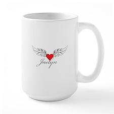 Angel Wings Jaelyn Mugs