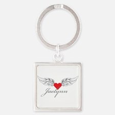 Angel Wings Jaelynn Keychains