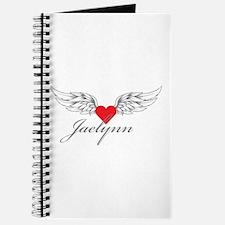 Angel Wings Jaelynn Journal