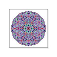 Digital Mandala 5 Sticker