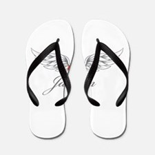 Angel Wings Jaidyn Flip Flops