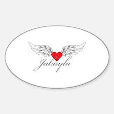 Angel Wings Jakayla Decal
