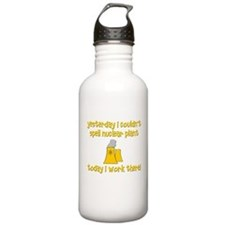 Funny Nuclear Water Bottle