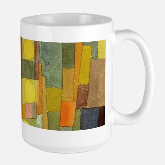 Style of Kaiouan by Klee Large Mug