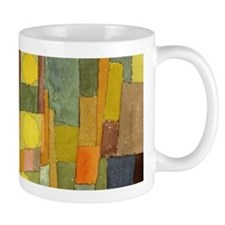 Style of Kaiouan by Klee Small Mugs