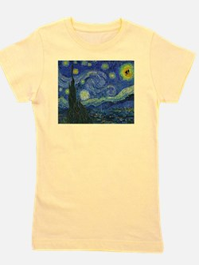 Starry ET Night Girl's Tee
