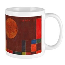 Castle and Sun by Klee Mug