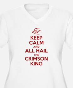Keep Calm #1 Plus Size T-Shirt