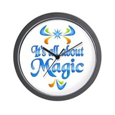 About Magic Wall Clock