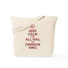 Keep Calm #1 Tote Bag