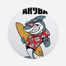 Aruba Ornament (Round)