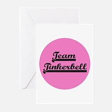 Team Tinkerbell - Paris Dog Greeting Cards (Packa