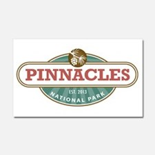 Pinnacles National Park Car Magnet 20 x 12