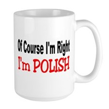 POLISH Mugs