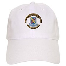 DUI - 549th Military Intelligence Bn With Text Baseball Cap