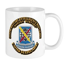 DUI - 549th Military Intelligence Bn With Text Mug