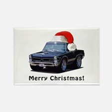 BabyAmericanMuscleCar_65_gt0_black -xmas Magnets