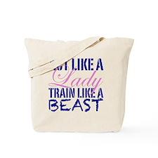 Act Like A Lady Tote Bag