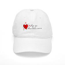 """I Love You"" [Zulu] Baseball Cap"