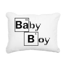 Breaking Bad Baby Boy Bl Rectangular Canvas Pillow