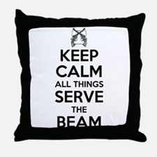 Keep Calm #2 Throw Pillow