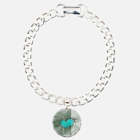 Heart and Love Bracelet