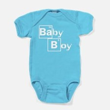 Breaking Bad Baby Boy Baby Bodysuit