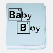 Breaking Bad Baby Boy baby blanket