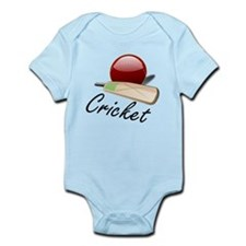 Cricket Paddle And Ball Body Suit