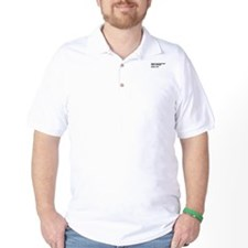 Stephen's Shawshank Design Golf Shirt