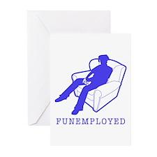 Funemployed Greeting Cards (Pk of 10)