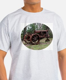 Out to Pasture Ash Grey T-Shirt