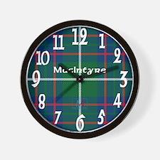 MacIntyre Clan Wall Clock