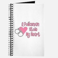 Policeman Stole My Heart Journal
