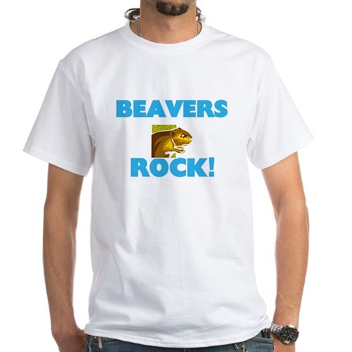 Beavers rock! T-Shirt