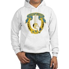 DUI - 7th Cavalry Regiment ,3rd Squadron Hoodie