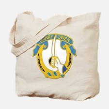 DUI - 7th Cavalry Regiment ,3rd Squadron Tote Bag