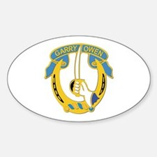 DUI - 7th Cavalry Regiment ,3rd Squadron Decal