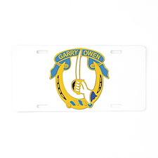 DUI - 7th Cavalry Regiment ,3rd Squadron Aluminum