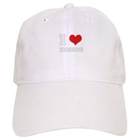 i love homos Cap