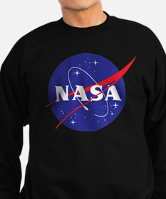 NASA Logo Sweatshirt (dark)
