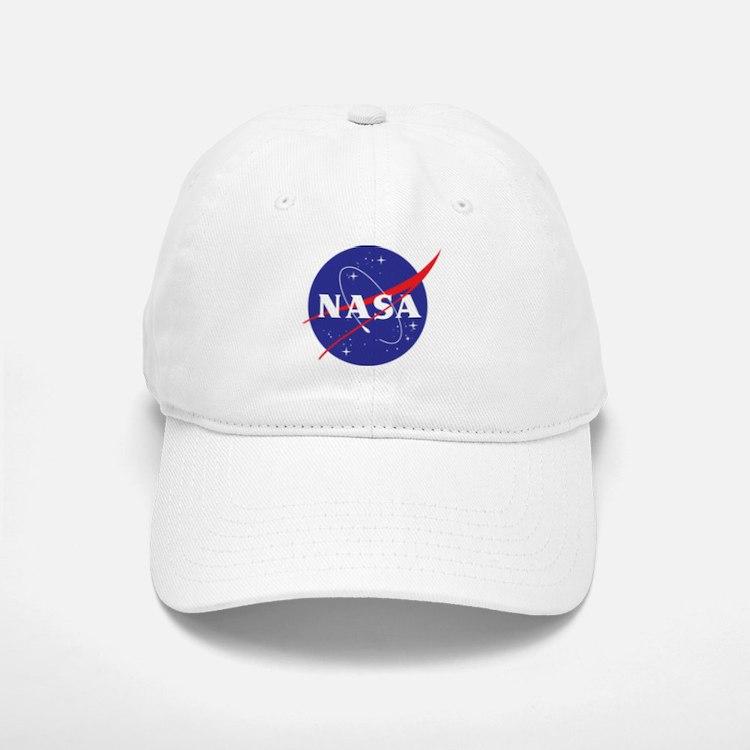 NASA Logo Baseball Baseball Cap