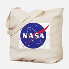 NASA Logo Tote Bag