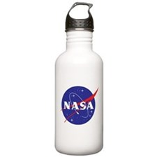 NASA Logo Water Bottle