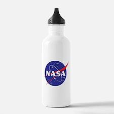 NASA Logo Water Bottle