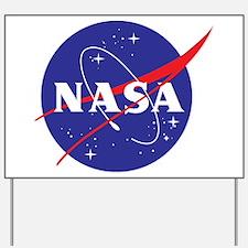 NASA Logo Yard Sign