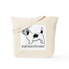 Basset Griffon Vendeen Tote Bag